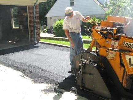 Asphalt Driveway - F&M Contractors, Inc.