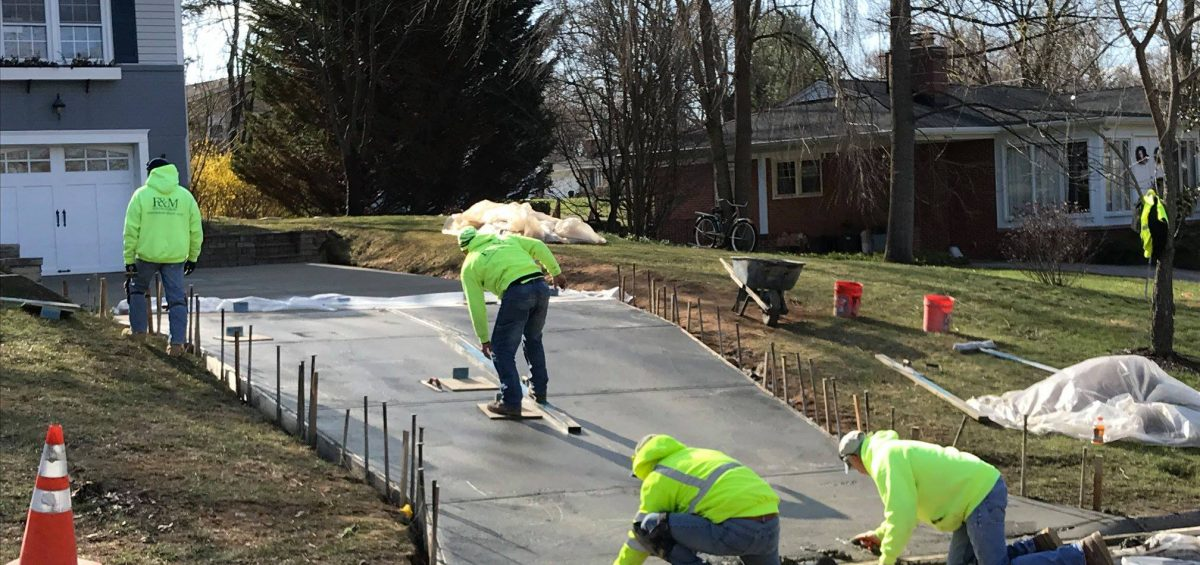 replace your asphalt driveway - F&M Contractors